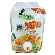 3760224570013 - Les Fées Bio - Pur Jus d'orange BIO