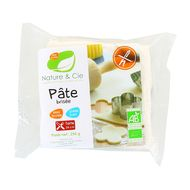 3760154260213 - Nature & Cie - Pâte brisée Bio sans gluten