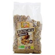 3421557110313 - Grillon Or - Céréales krounchy chocolat bio