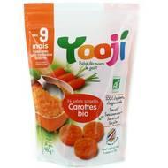 3760234501113 - Yooji - Purée de carottes bio surgelée en portions dès 9 mois