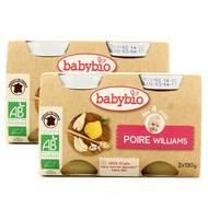 2050000312113 - Babybio - Poire Williams bio, dès 4 mois