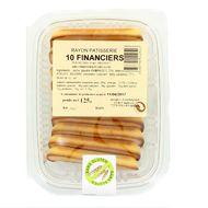 3286790112513 - Astruc Pâtisserie - 10 Financiers sans Gluten