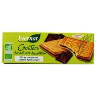 3396410102913 - Evernat - Goûters bio chocolat noir