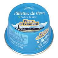 3263670455014 - Phare d'Eckmuhl - Rillettes de thon Listao pêché à la ligne