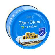3263670415513 - Phare d'Eckmuhl - Thon blanc au naturel, pêche durable MSC
