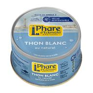 3263670415513 - Phare d'Eckmuhl - Thon blanc au naturel, pêche durable MSC