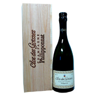 Champagne brut cuvee Clos des Goisses 1999