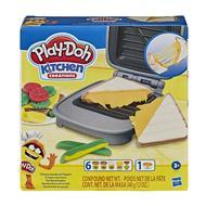 5010993696413 - Play-Doh - Croque monsieur Pâte à modeler- Kitchen Creations