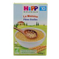 4062300239913 - Hipp - Pâtes Etoiles bio dès 10 mois