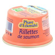 3263670790214 - Phare d'Eckmuhl - Rillettes de saumon bio