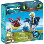 4008789700414 - PLAYMOBIL® Dragons - Astrid avec Globegobeur