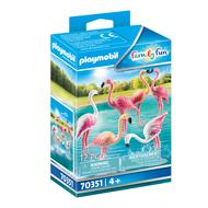 4008789703514 - PLAYMOBIL® Family Fun - Groupe de flamands roses