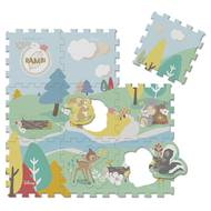 8058664085514 - Chicco - Tapis Puzzle Bambi