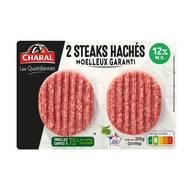 3181238976514 - Charal - Steak haché 12% MG - Les Quotidiennes