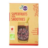 3770009487214 - Terraçai - Superfruits bio pour smoothies