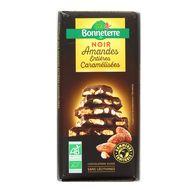 3396411218514 - Bonneterre - Chocolat noir amandes bio