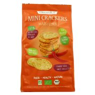 3770000858914 - Organica - Mini crackers de maïs bio piment doux