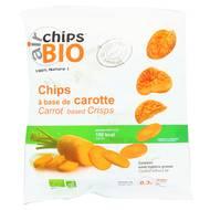 3760259130015 - Air Chips - Chips Bio à base de carotte