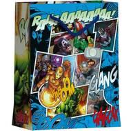 3701037600115 - Avengers - Sac cadeau format CD/DVD avec cordelettes