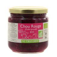 3022820420315 - Nutriform - Chou Rouge Lacto-fermenté bio