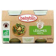 3288131510415 - Babybio - Légumes verts bio, dès 4 mois