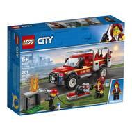 5702016370515 - LEGO® City - 60231- Le camion du chef des pompiers