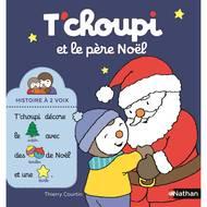 9782092581315 - T Choupi - Tchoupi et le père Noel