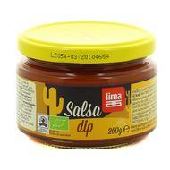 5411788043915 - Lima - Sauce salsa dip doux bio