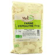 3556355014515 - Melbio - Farine Epeautre Bio T110