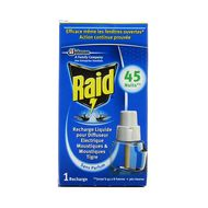 5000204026115 - Raid - Recharge liquide pour diffuseur électrique moustiques et moustiques tigres