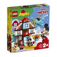 5702016367515 - LEGO® DUPLO® Mickey Mouse - 10889- La maison de vacances de Mickey
