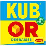 Maggi - Kub Or dégraissé 100% végétal
