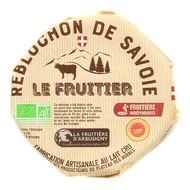 3760075290016 - Le Fruitier - Reblochon de Savoie bio FRUITIERE ARBUS 230g