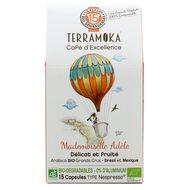 3760264900016 - Terramoka - Café bio Adèle capsule biodégradable sans aluminium