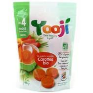3760234500116 - Yooji - Purée de carottes bio surgelée en portions dès 4 mois