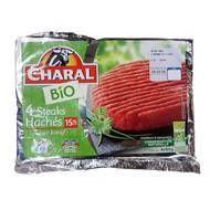 3181238951016 - Charal - Steak haché 15% Mat.gr bio
