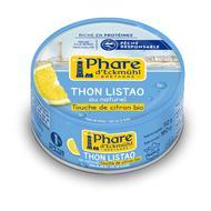 3263670451016 - Phare d'Eckmuhl - Thon Listao au naturel, touche de citron bio
