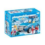 4008789092816 - PLAYMOBIL® Family Fun - 4x4 avec coffre de toit