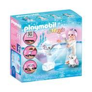 4008789093516 - PLAYMOBIL® Magic - Princesse Fleur de glace