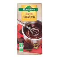 3396410024116 - Bonneterre - Chocolat noir pâtisserier bio 60%