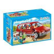 4008789094216 - PLAYMOBIL® Family Fun - Famille avec voiture