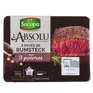 3039050144416 - Socopa - L'Absolu Pavés de Rumsteck 3 poivres