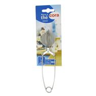 3257982135016 - Cora - Pince à thé inox