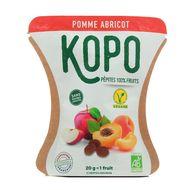 3770006385216 - Kopo - Pépites 100 fruits Bio - Pomme Abricot