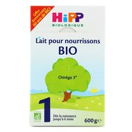 4062300298316 - Hipp - Lait bio 1 pour nourissons