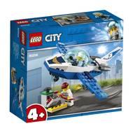 5702016369816 - LEGO® City - 60206- Le jet de patrouille de la police