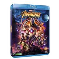 8717418510817 - Blu-Ray - Avengers- Infinity War