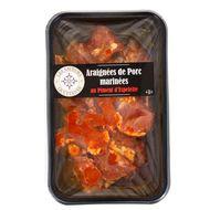 3018170401517 - Les Saveurs Occitanes - Araignée de porc marinée au piment d'Espelette