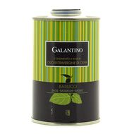 Galantino - Huile d'olive vierge extra basilic