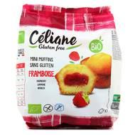 3700566453117 - Céliane - Moelleux Coeur Framboise bio sans gluten